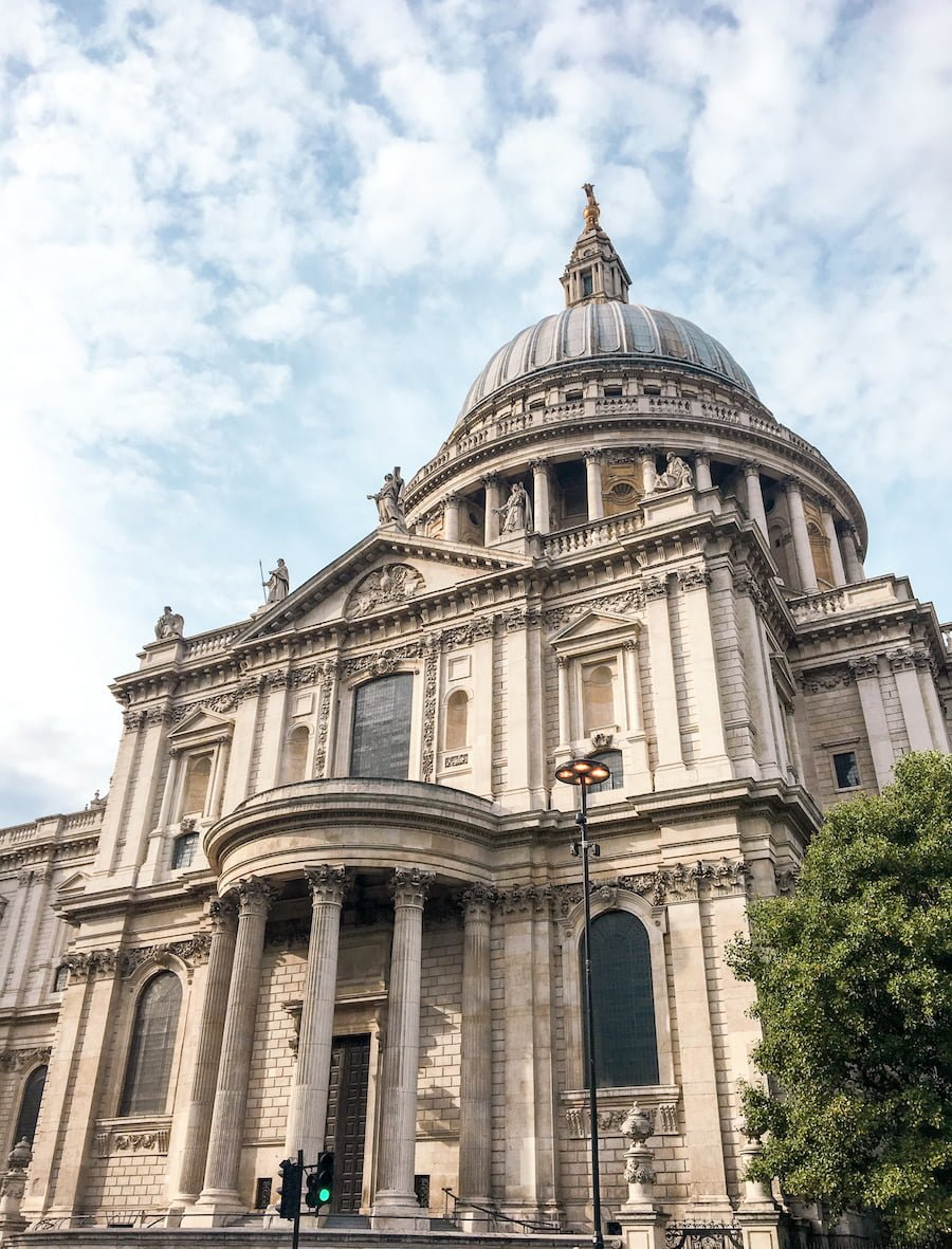St. Paul's Cathedral • The 20 Best Attractions and Sites to See in London