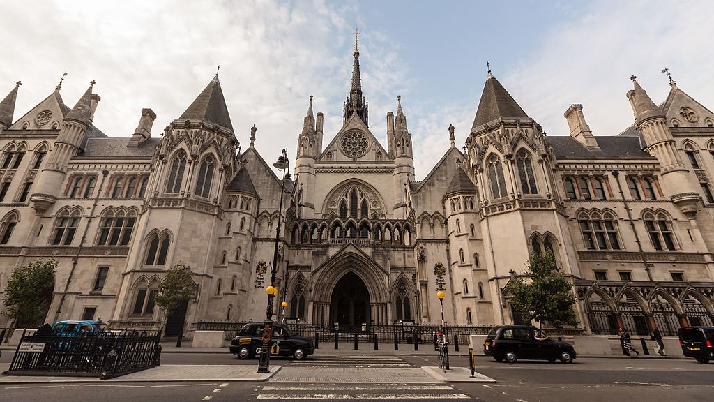 Royal Courts of Justice • The 20 Best Attractions and Sites to See in London