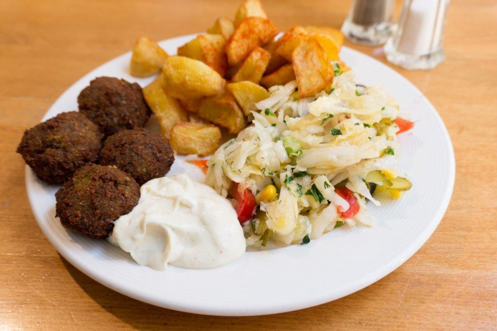 Vega restaurant, Wroclaw •24 Hours in Wroclaw, Poland