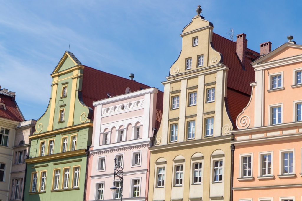 Salt Square •24 Hours in Wroclaw, Poland