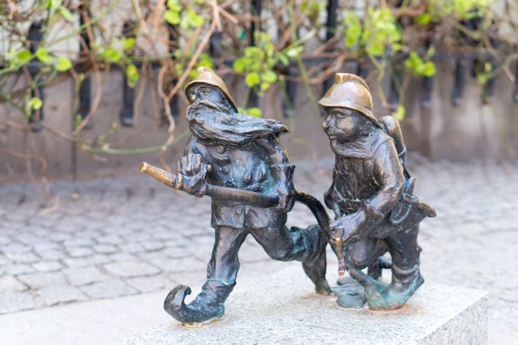 Gnome Hunting Around Wroclaw •24 Hours in Wroclaw, Poland