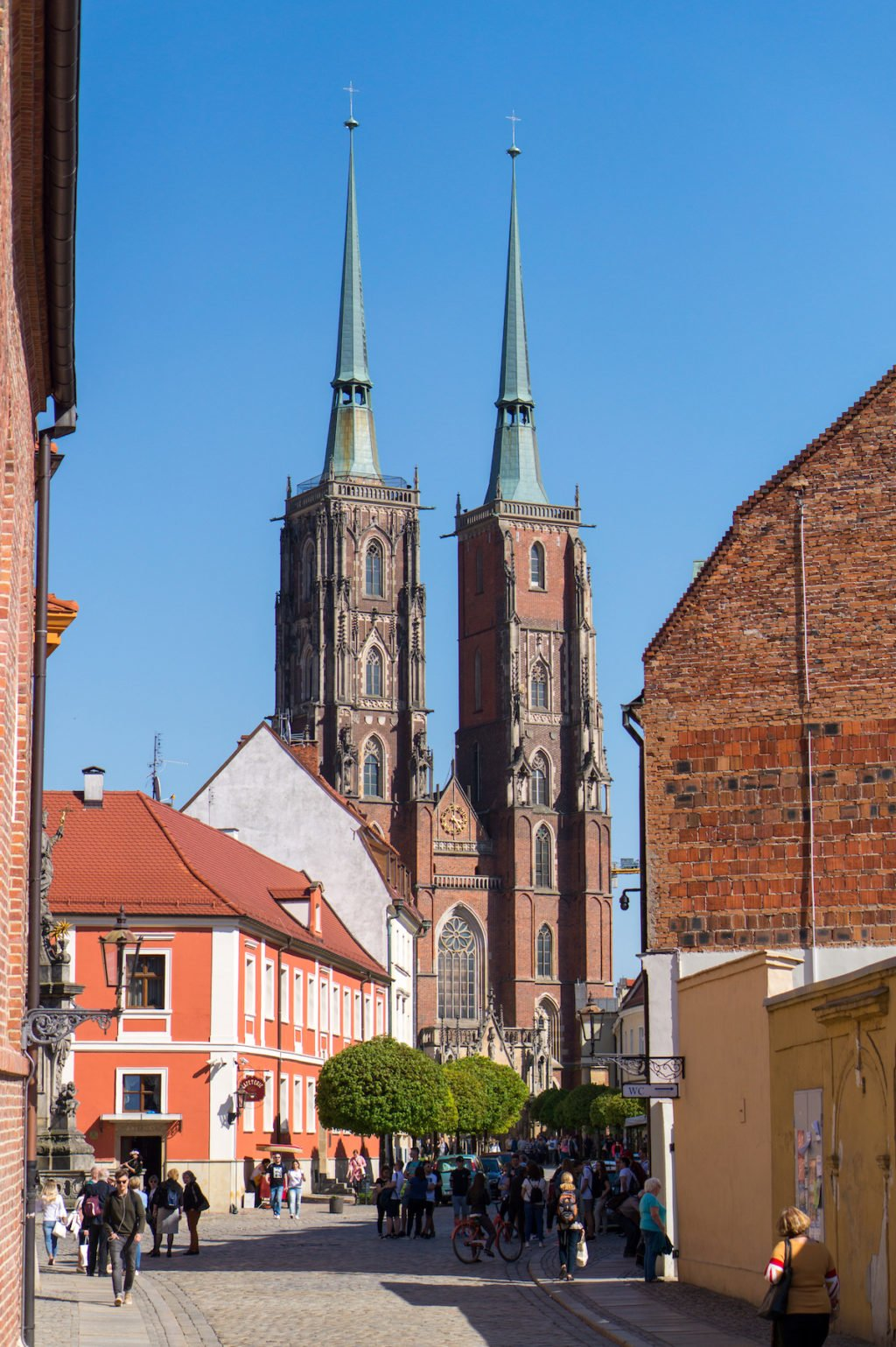 Wroclaw's Cathedral Island •24 Hours in Wroclaw, Poland