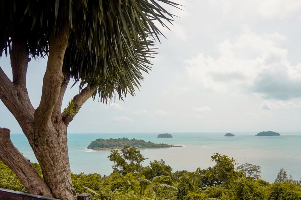 Island views • Experiencing the Generosity and Kindness of the Thai People in Koh Chang, Thailand