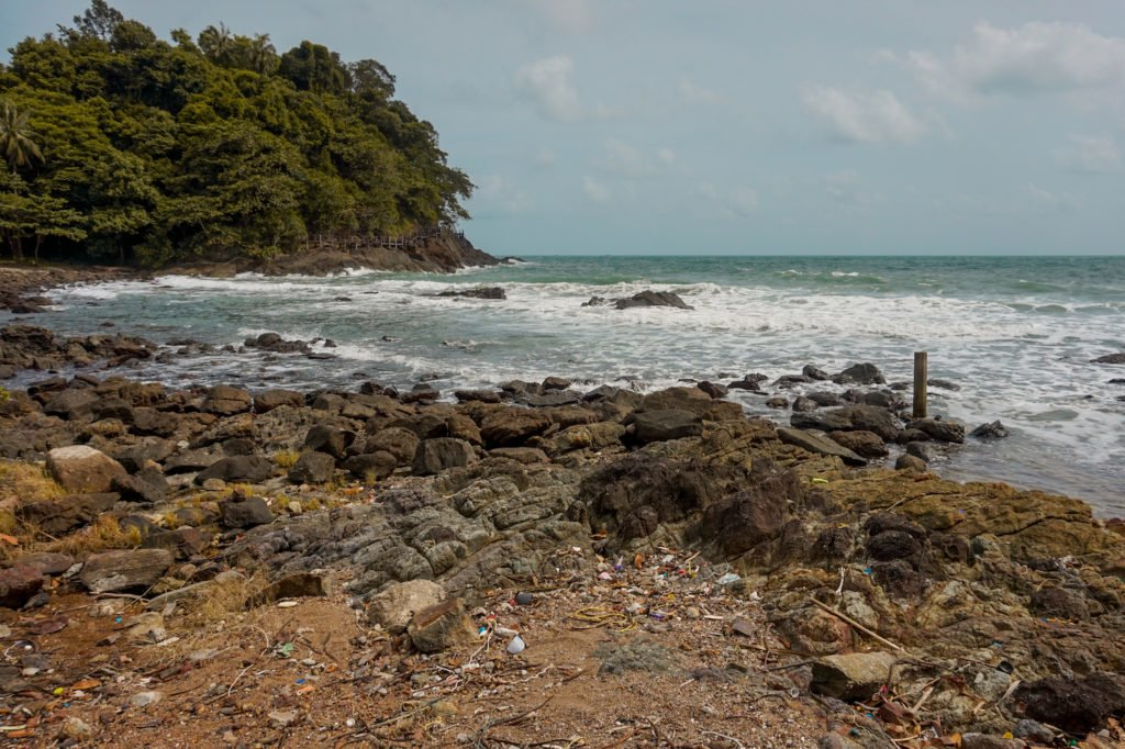 Rocky Shores • Experiencing the Generosity and Kindness of the Thai People in Koh Chang, Thailand