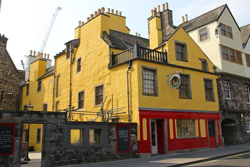 The quirky and cute Museum of Edinburgh, where tourists can uncover the history of the city -- both gruesome and interesting.