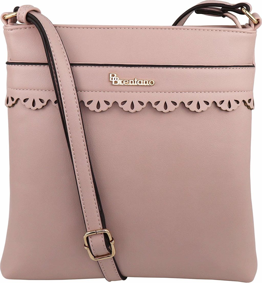 B BRENTANO Crossbody Bag. Incredible lightweight and comfortable d68d85ccc48ad