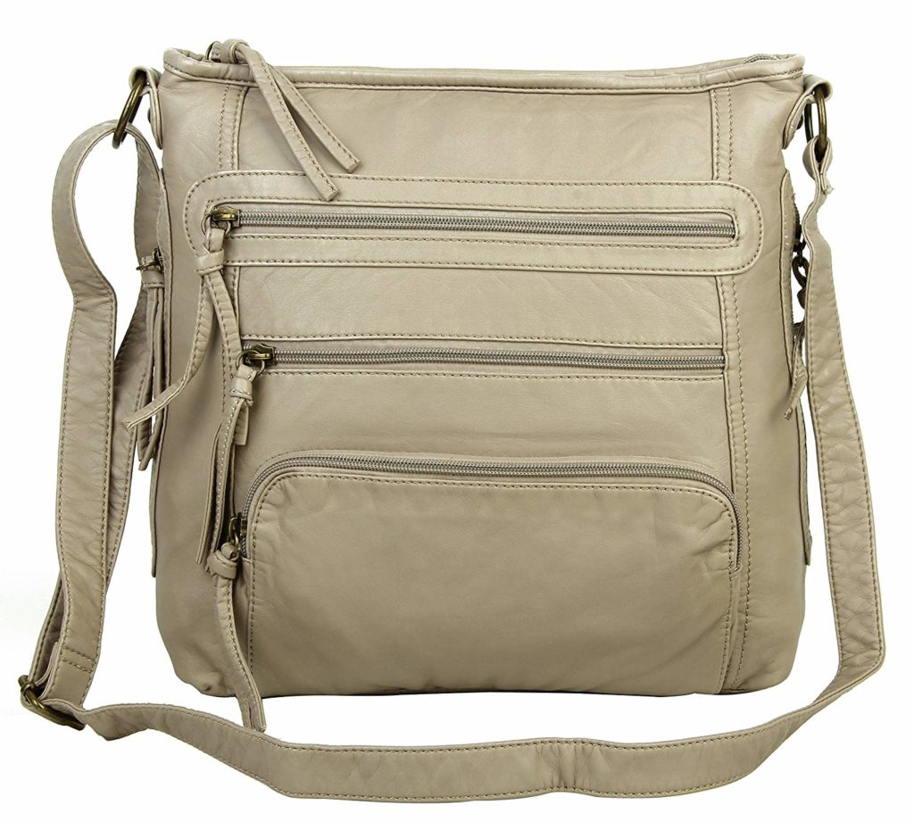 LoMars Vegan Crossbody Bag: The Ultimate List of the Best Vegan Travel Bags