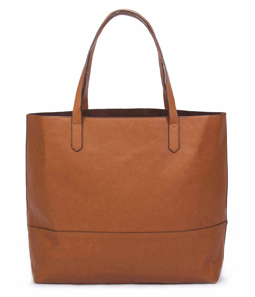 Overbrooke Vegan Tote: The Ultimate List of the Best Vegan Travel Bags