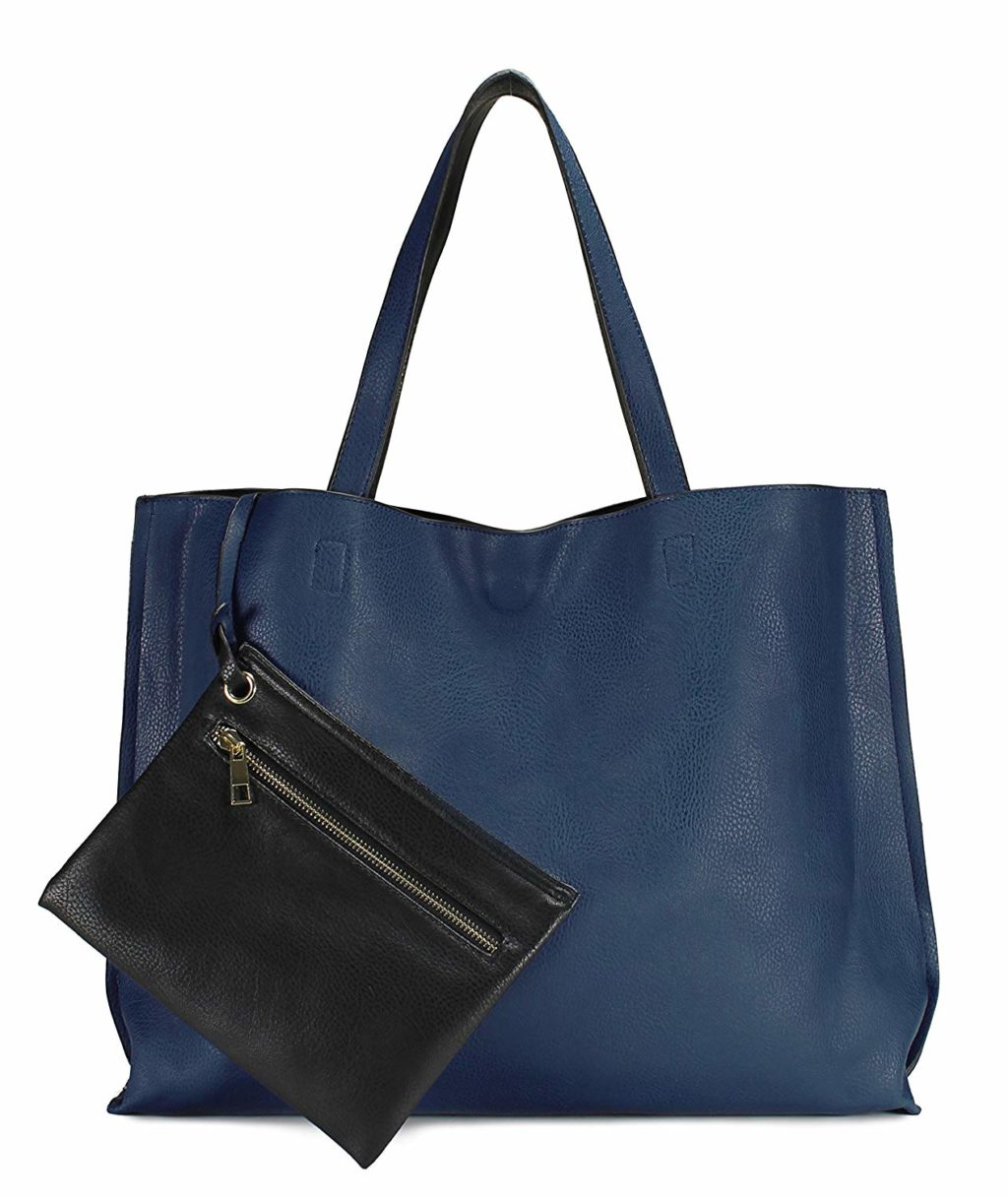 Scarleton Style Reversible Tote: The Ultimate List of the Best Vegan Travel Bags