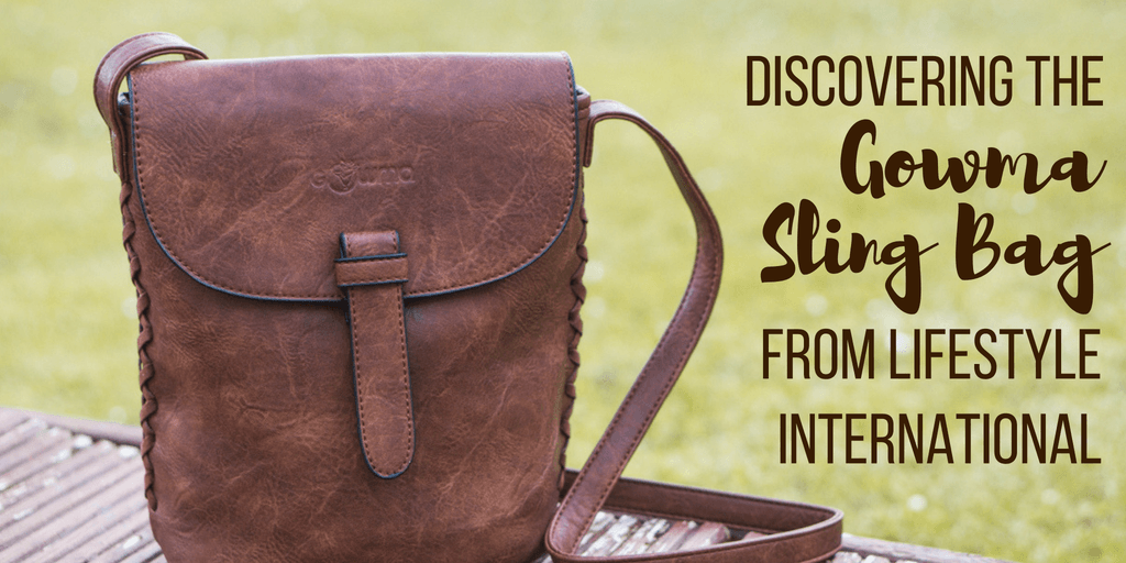 Discovering the Gowma Sling Bag from LifeStyle International