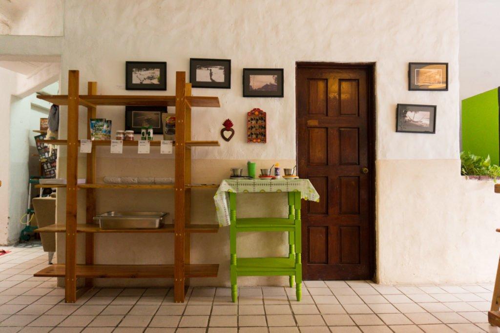 Inside of Veggie Table • Veggie Table, Puerto Vallarta, MX