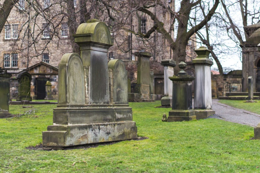 Greyfriars Kirkyard • Must-See Harry Potter Sites in Edinburgh, Scotland