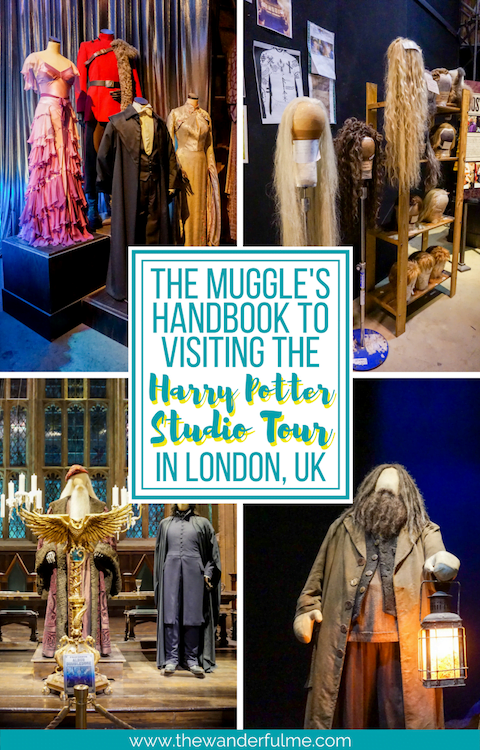 Planning a trip to the Harry Potter Studio in London? Here's the Muggle's Handbook to visiting the Harry Potter Studio Tour! Everything you need to know from how much is cost to how to get there. | #london #uk #unitedkingdom #harrypotter #hp #warnerbros #tips #travel #tricks #england #inspiration
