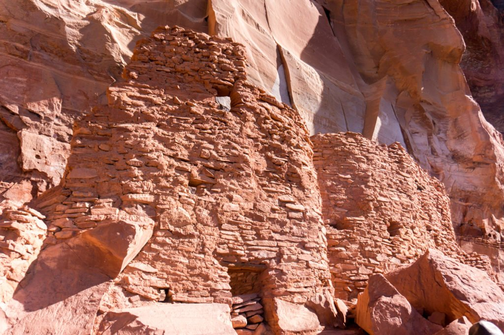 Palatki Ruins. •The Ultimate 1-Month USA West Coast Road Trip Itinerary
