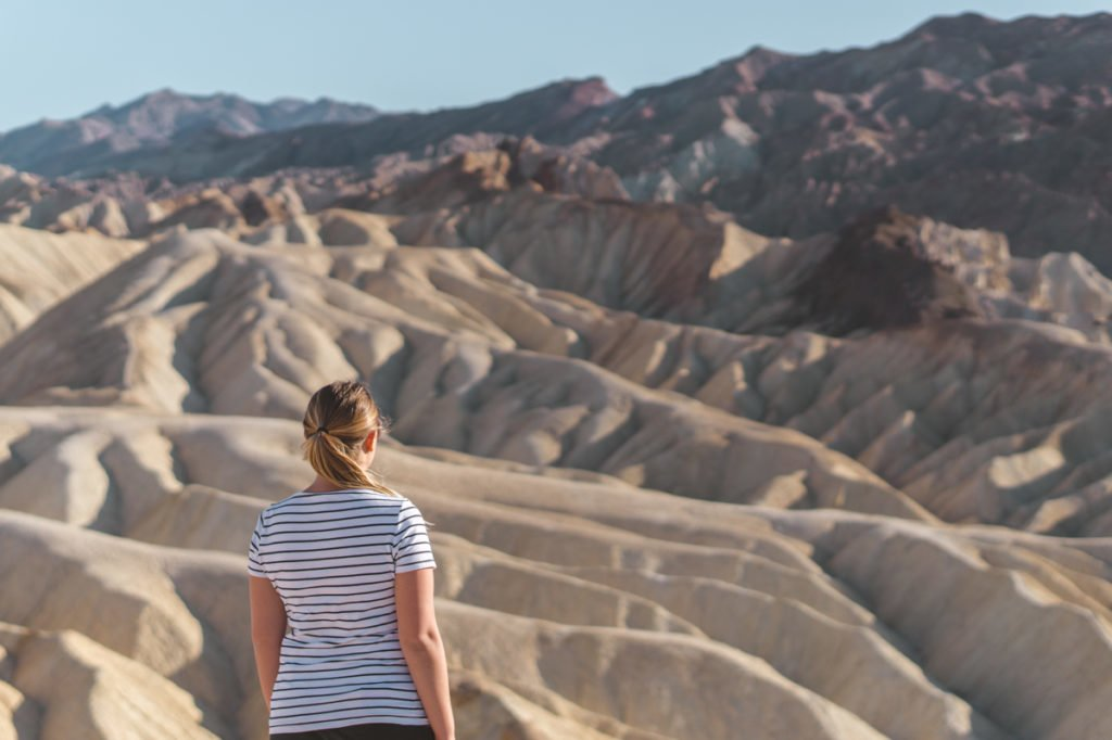 Death Valley views. •The Ultimate 1-Month USA West Coast Road Trip Itinerary