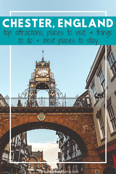 A beautiful, ancient Roman city, Chester is absolutely incredible. Here are the top Chester attractions, places to visit in Chester, and things to do in Chester. Plus, the best places to stay! | #chester #england #uk #unitedkingdom #thingstodo #attractions #tips #travel