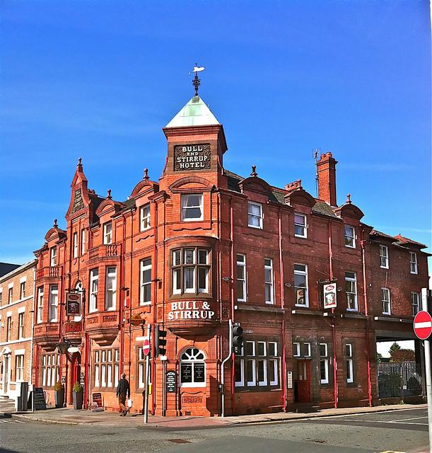 The Bull & Stirrup Hotel Wetherspoon •Top Attractions, Places to Visit, and Things to Do in Chester, England + Best Places to Stay
