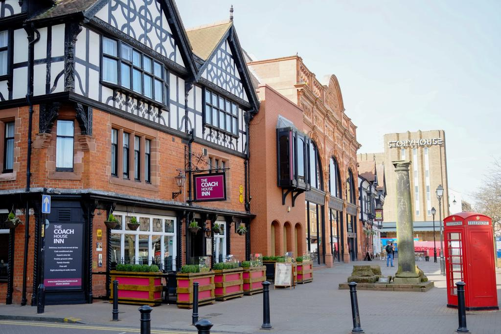 The Coach House Inn •Top Attractions, Places to Visit, and Things to Do in Chester, England + Best Places to Stay
