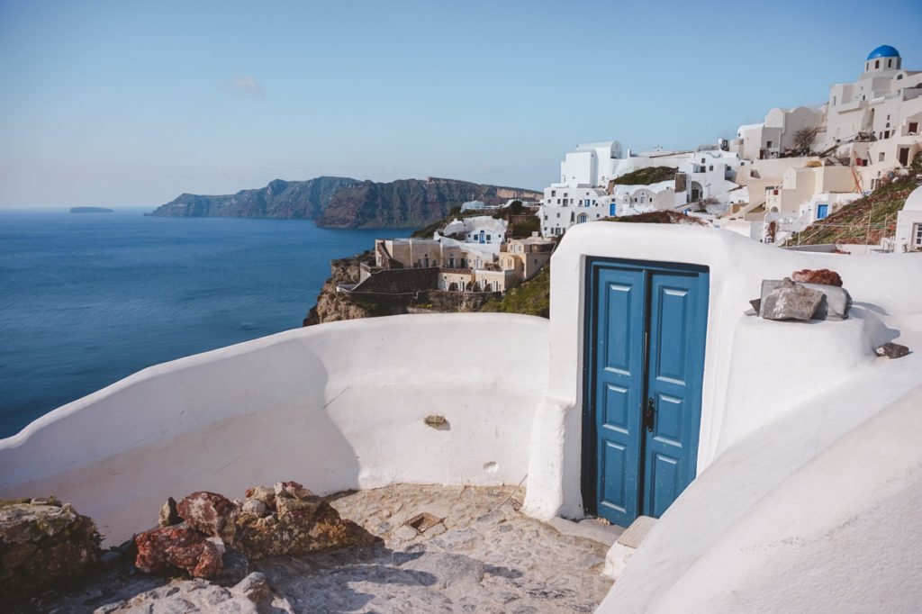 Santorini views. • Day Trip to Santorini from Athens Guide.