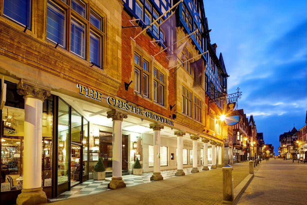 Chester Grosvenor Hotel •Top Attractions, Places to Visit, and Things to Do in Chester, England + Best Places to Stay