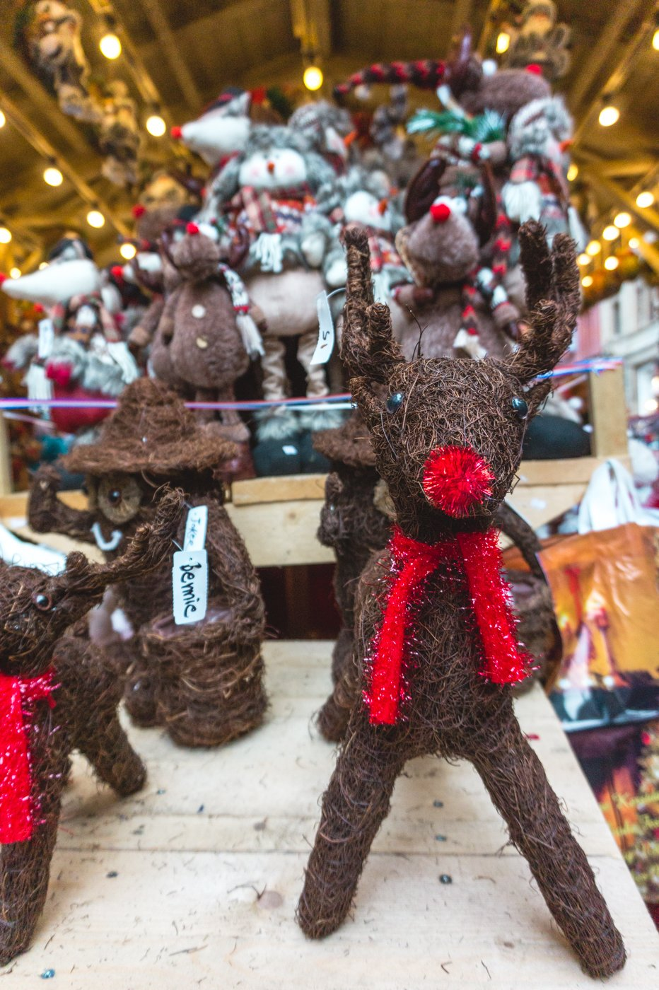 Christmas decoration. • Manchester Christmas Market: 25 Photos to Inspire You to Visit