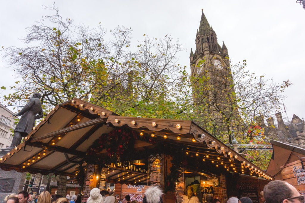 Adorable stands. • Manchester Christmas Market: 25 Photos to Inspire You to Visit