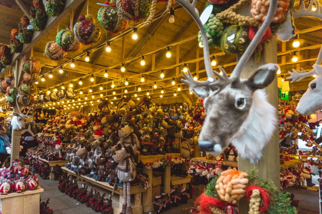 Decorations. • Manchester Christmas Market: 25 Photos to Inspire You to Visit