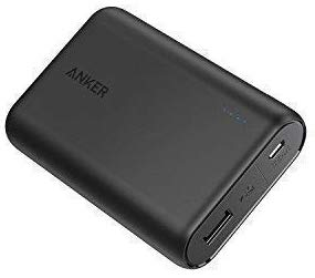An Anker power bank is super useful for keeping all your electronics charged up when backpacking Europe.