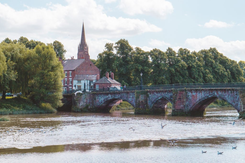 The River Dee • Top Attractions, Places to Visit, and Things to Do in Chester, England + Best Places to Stay