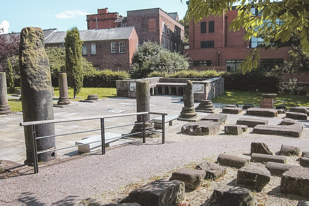 Chester Roman Gardens •Top Attractions, Places to Visit, and Things to Do in Chester, England + Best Places to Stay