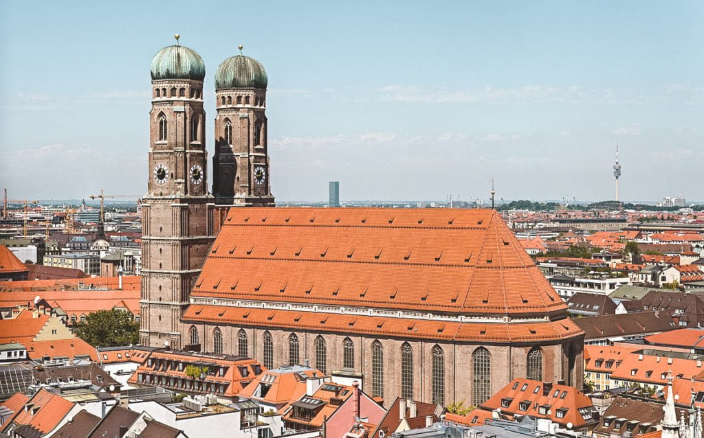 Cathedral Church of Our Lady • Best Attractions and Things to Do in Munich in One Day
