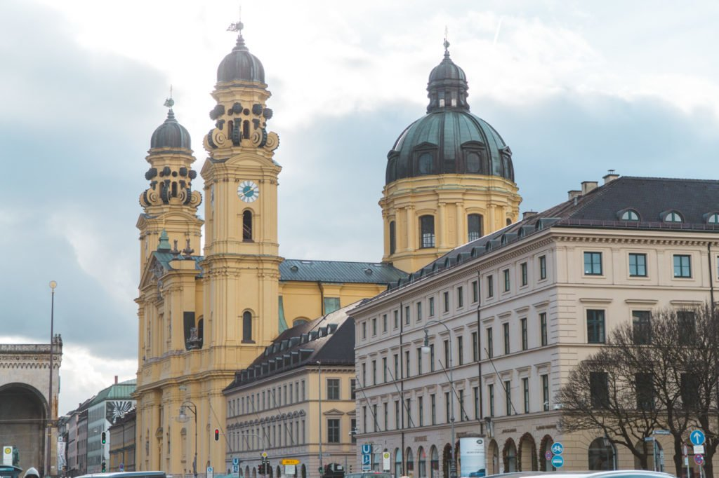 Theatine Church • Best Attractions and Things to Do in Munich in One Day