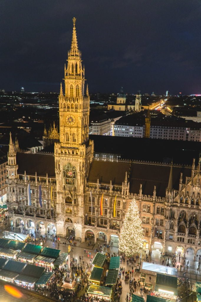 St. Peter's Church • Best Attractions and Things to Do in Munich in One Day