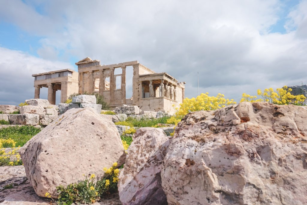 Ancient Ruins in Athens, Greece • 9 Unbelievably Affordable & Underrated Places to Visit in 2019