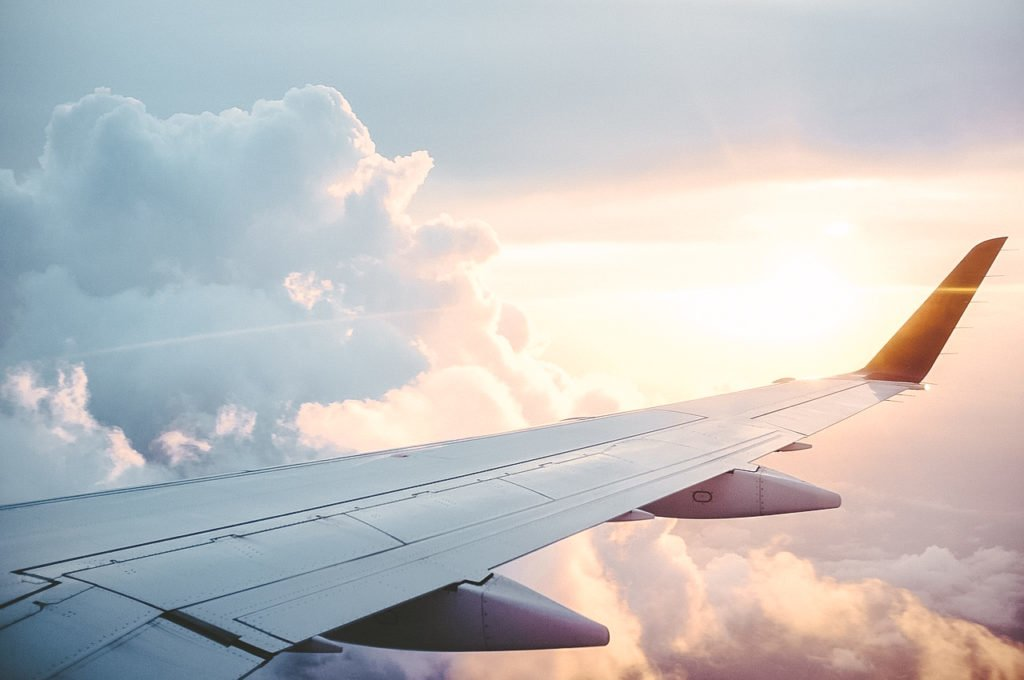 Up in da air. • Scoring Cheap Flights: The Top Sites I Use to Book Affordable Flights