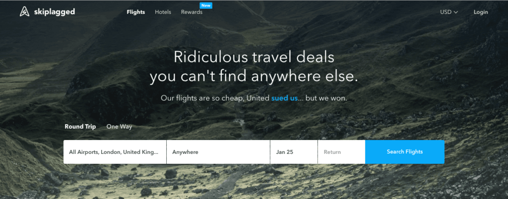 Skiplagged • Scoring Cheap Flights: The Top Sites I Use to Book Affordable Flights