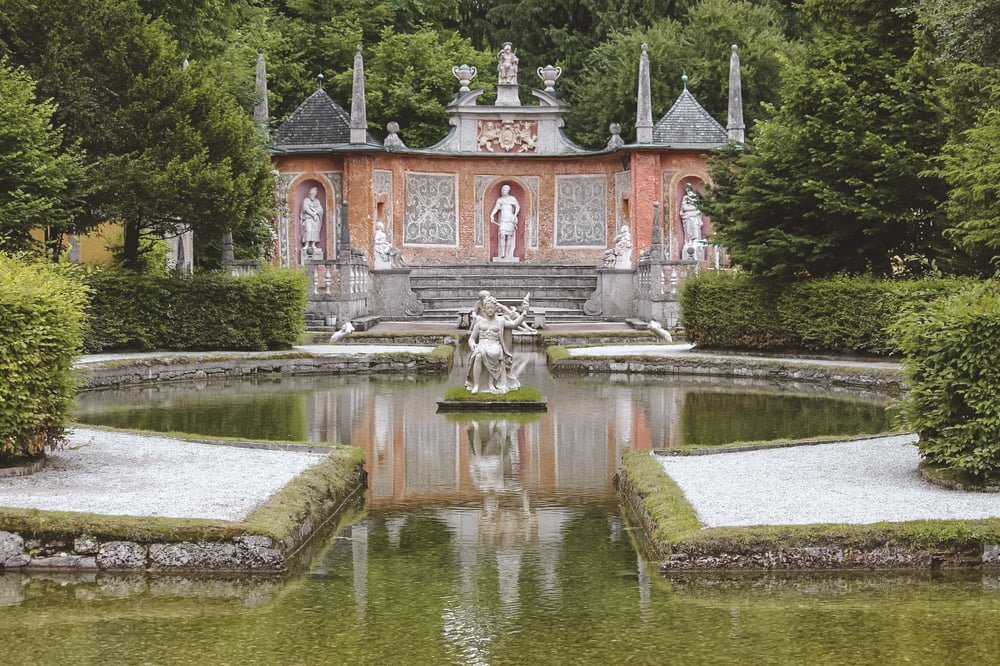 Hellbrunn Palace •The Ultimate List of the Best Things to Do in Salzburg, Austria