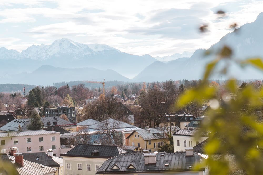 Kloster Nonnberg Viewpoint •The Ultimate List of the Best Things to Do in Salzburg, Austria