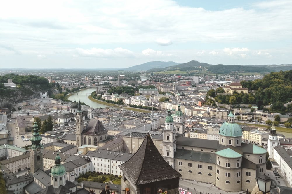 Festung Hohensalzburg •The Ultimate List of the Best Things to Do in Salzburg, Austria