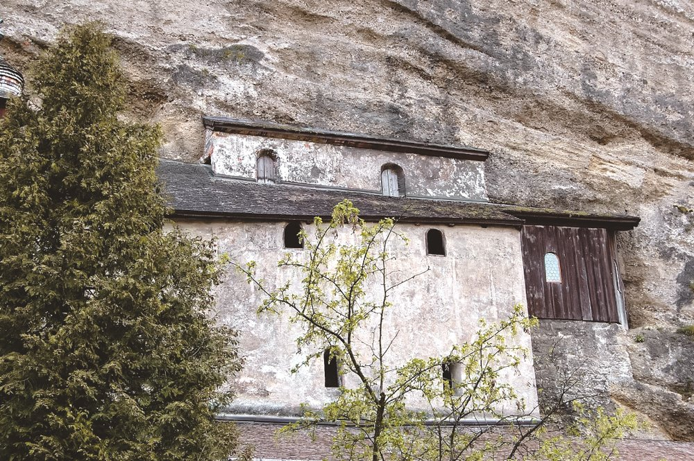 St. Peter's Catacombs •The Ultimate List of the Best Things to Do in Salzburg, Austria