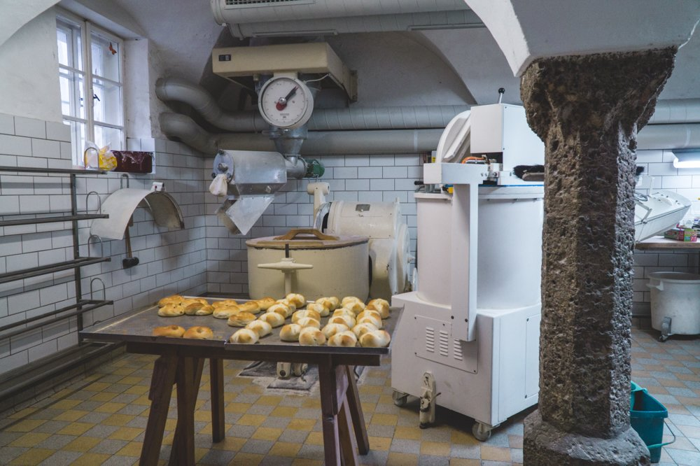 Stiftsbäckerei St. Peter •The Ultimate List of the Best Things to Do in Salzburg, Austria