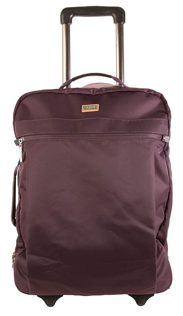 The Hadaki Plane Hopping Roller Carry-on is perfect for short flights and weekend trips away.