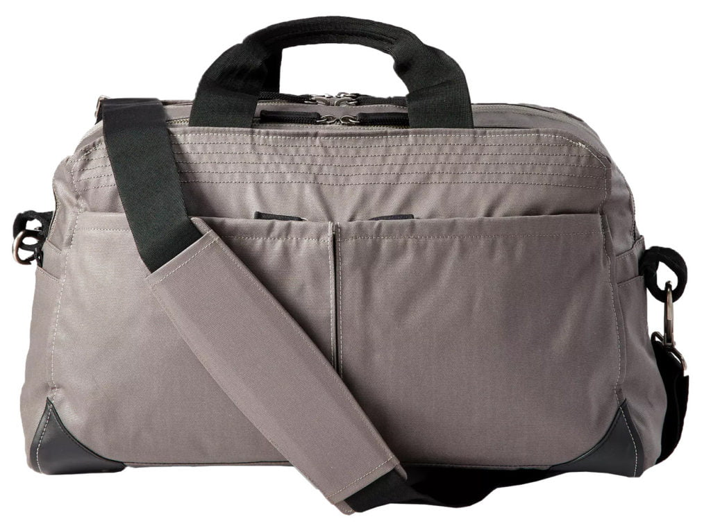 The Pakt One is a one of the best sustainable, vegan, minimalist travel bags on the market.