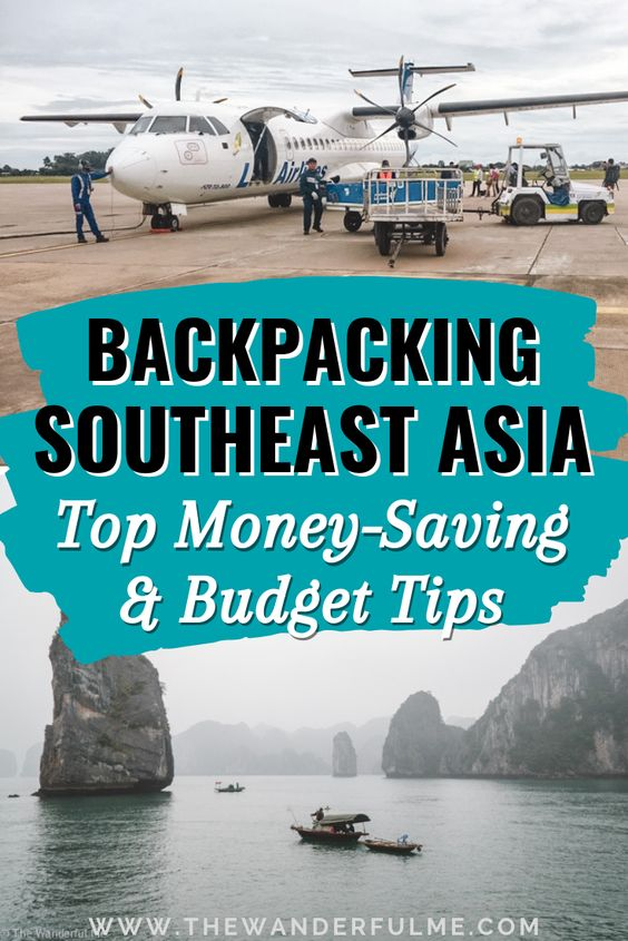 If you're heading out on a Southeast Asia adventure soon and backpacking around the area, you need to learn the best ways to save money and budget right! As a seasoned Southeast Asia traveler, I know all the best ways to keep your travel funds in check! Make sure to check this out if you're traveling Southeast Asia soon. | #southeastasia #asia #budgeting #moneysavingtips #savemoney #travel