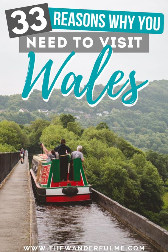 Ever heard of Wales? It's a small (and totally UNDERRATED) country slapped on the side of England boasting unbelievable mountain views, weird quirks, and more. Here are 33 crazy good reasons why you NEED to visit Wales ASAP. | #wales #uk #travel #unitedkingdom