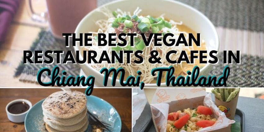 The Best Vegan Restaurants & Cafes in Chiang Mai, Thailand • The Wanderful Me