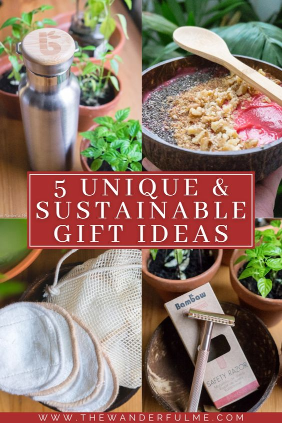 If you haven't figured out what you're getting for others this year and are scrambling for ideas, I've got just the thing for you. Especially if you're buying for someone who is eco-conscious! This year I'm stuffing the stockings with 5 unique and sustainable gifts -- all from Bambaw. Check it out! #sustainablegiftideas #sustainablegifts #giftideas #giftguide #christmas #holidays