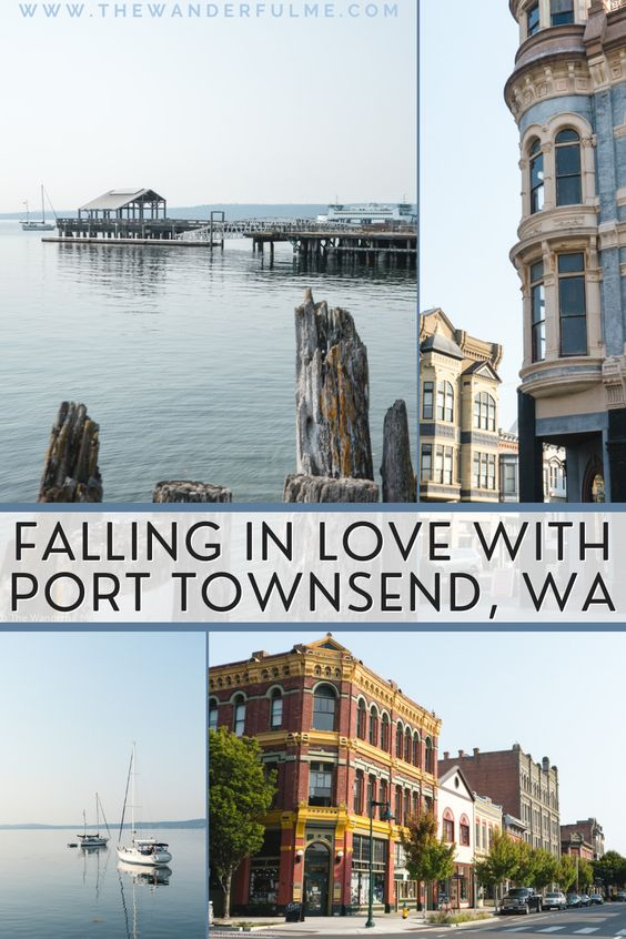 Have you ever heard of Port Townsend? Hands down one of the most adorable towns in Washington, I recently spent one day in Port Townsend and absolutely fell in love with this little gem of a destination in the northwest corner of WA. Discover what makes this place unique and get inspired to visit Port Townsend for yourself on a Washington trip! #porttownsend #washington #washingtonstate #visitwashington #washingtontravel #usa