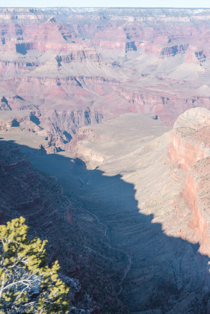 Grand Canyon National Park, which is a must visit on this 7 day Arizona itinerary that explore Phoenix, the Grand Canyon, and Sedona.