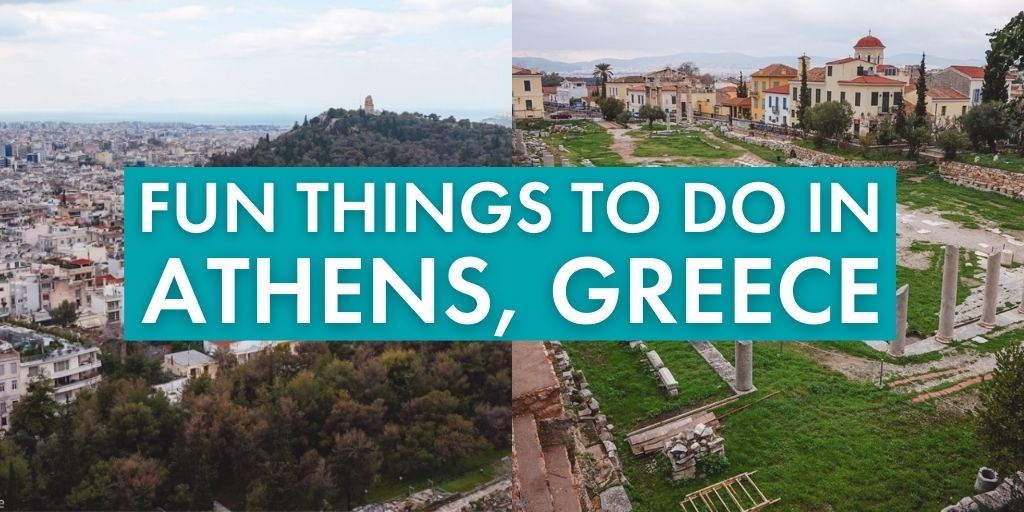 Heading to Athens, Greece, and wondering what to do in this great, historic city? Take a look at these fun things to do in Athens that'll make your trip memorable. | The Wanderful Me